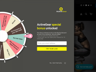 activegear.co screenshot