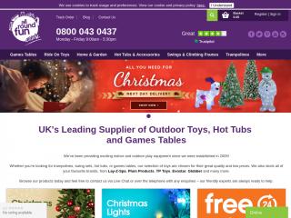 allroundfun.co.uk screenshot