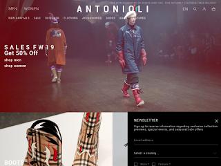 antonioli.eu screenshot