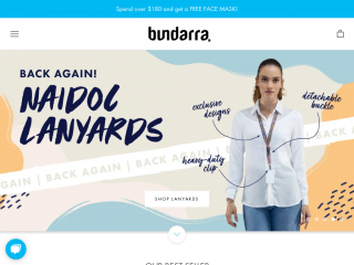 bundarra.org screenshot