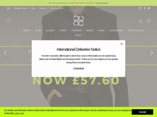 cavani.co.uk screenshot