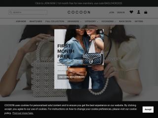 cocoon.club screenshot