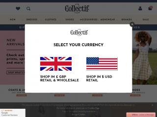collectif.co.uk screenshot