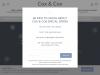 coxandcox.co.uk coupons