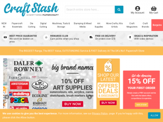 craftstash.us screenshot