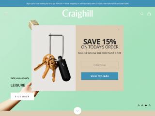 craighill.co screenshot