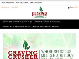 cravingcrusher.net screenshot