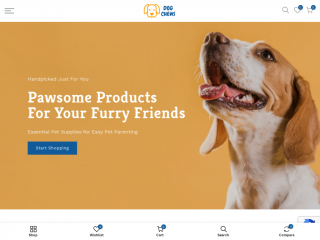 dogchews.store screenshot