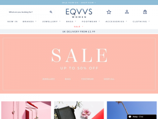 eqvvswomen.co.uk screenshot