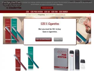 ezee-e.co.uk screenshot