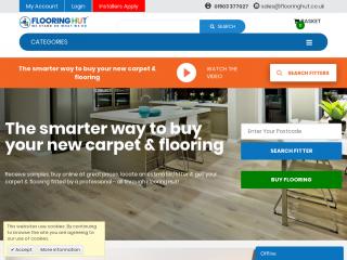 flooringhut.co.uk screenshot