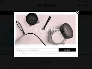 gatineau.co.uk screenshot