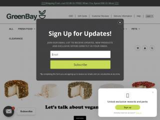 greenbaysupermarket.co.uk screenshot