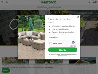 homebase.co.uk screenshot
