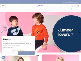 jacadi.co.uk screenshot