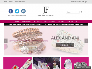 jewelfirst.co.uk screenshot