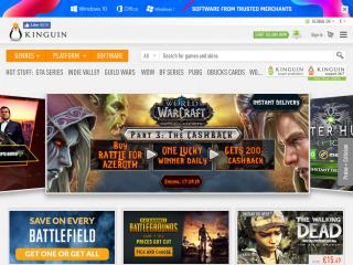 kinguin.net screenshot