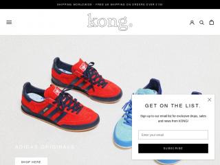 kongonline.co.uk screenshot