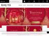 kusmitea.com coupons