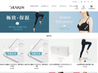 marin.com.tw screenshot