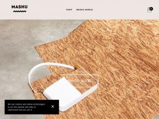 mashu.co.uk screenshot