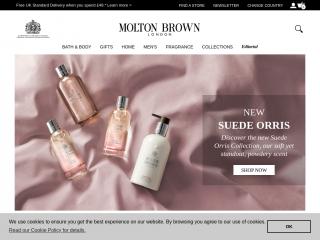 moltonbrown.co.uk screenshot