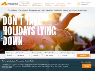 neilson.co.uk screenshot