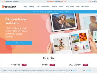 optimalprint.co.uk screenshot
