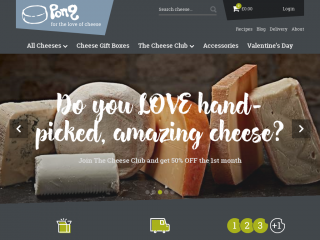 pongcheese.co.uk screenshot