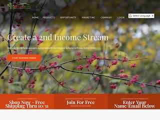 regenalife.net screenshot