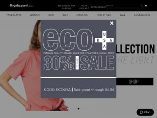 retail.royalapparel.net screenshot