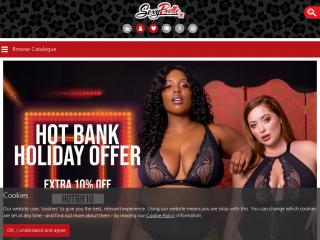 sexybelle.co.uk screenshot