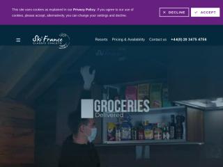 skifrance-classic.co.uk screenshot