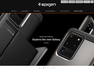 spigen.com.tw screenshot