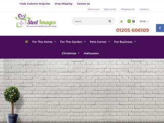 steelimages.co.uk screenshot