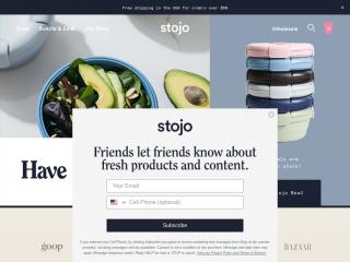 stojo.co screenshot