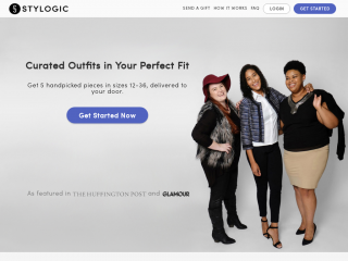 stylogic.co screenshot