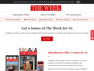 subscription.theweek.co.uk screenshot