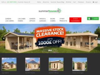 summerhouse24.co.uk screenshot