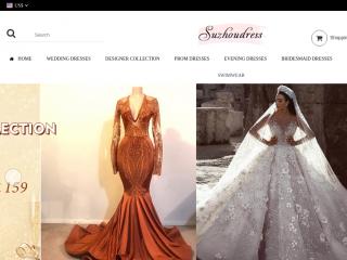 suzhoudress.co.uk screenshot