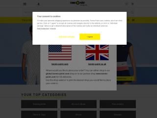tennis-point.co.uk screenshot
