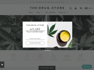 thedrug.store screenshot