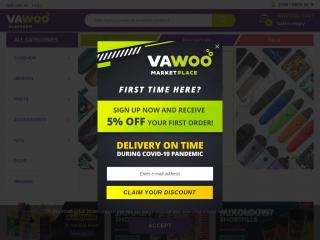 vawoo.co.uk screenshot
