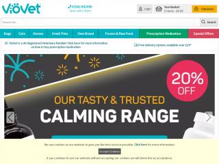 viovet.co.uk screenshot