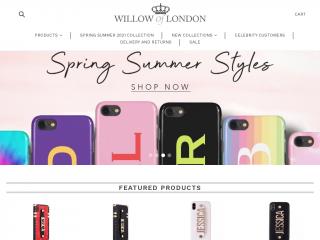 willowoflondon.co.uk screenshot