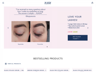 xlash.co.uk screenshot